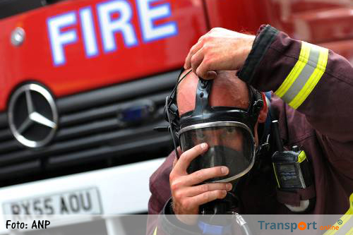 Populaire markt Londen getroffen door brand