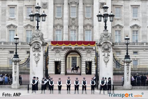 Man valt agenten aan bij Buckingham Palace