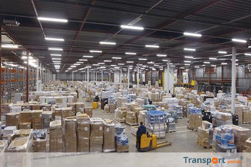 SNEL Shared Logistics neemt 12.000 m2 cross dock in gebruik