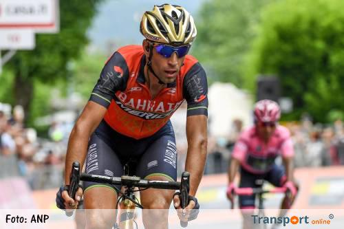 Nibali wint derde etappe in Vuelta