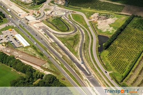 Noord-Holland investeert in wegen en vaarwegen