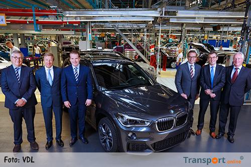 Eerste Nederlandse BMW's rollen van de band