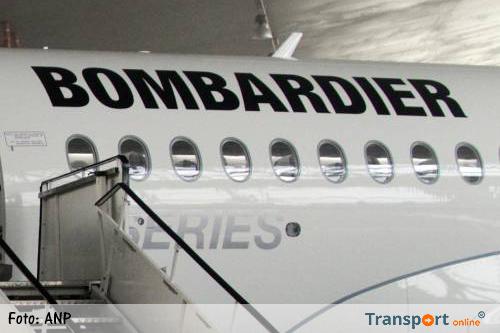 Handelsoorlog VS en Canadese Bombardier