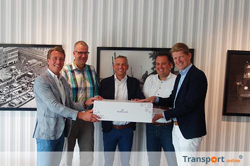 Familiebedrijven Hallmark en Janssen vinden elkaar in logistieke oplossing Oostenrijk