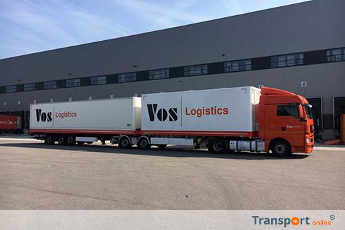 Negen Tracon LZV Combitrains voor Vos Logistics