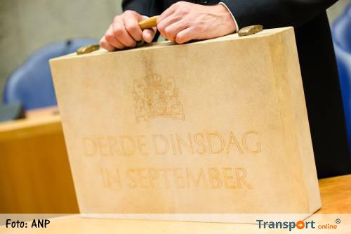Miljoenennota in handen van De Telegraaf