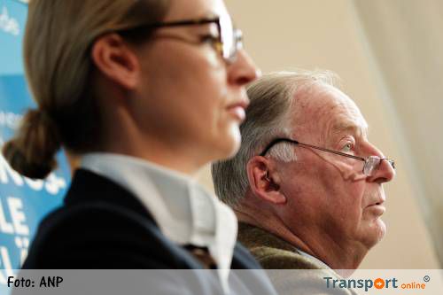 Exitpolls: AfD derde partij van Duitsland