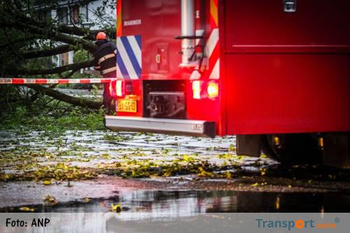 Wateroverlast na zware buien [+foto's]