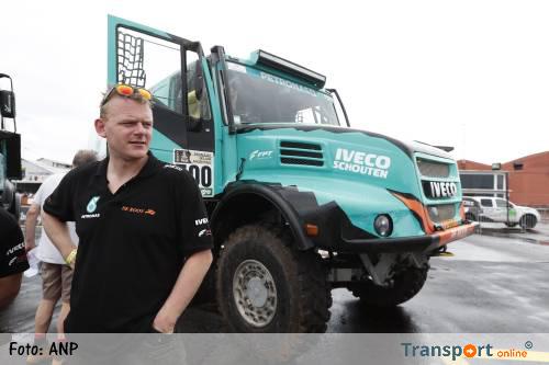 De Rooy grijpt macht in Dakar