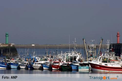 Geen veerboten van Calais naar Dover door blokkade Franse vissers