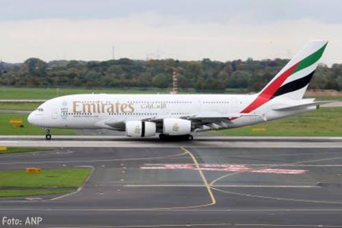 Emirates werpt reddingsboei naar A380