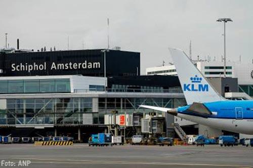 Ruim 76 miljoen passagiers op luchthavens
