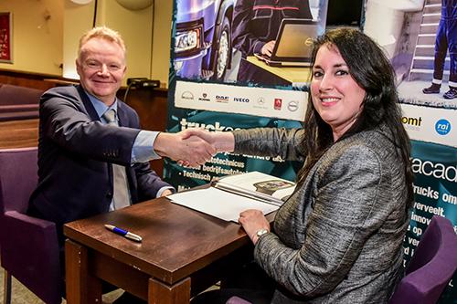 Truck Academy voor West-Brabant en Zeeland van start