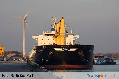 North Sea Port gaat met recordcijfers van start