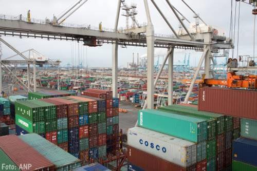 Export groeit fors in november