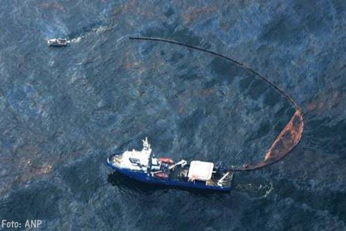 BP neemt extra last voor olieramp Deepwater Horizon