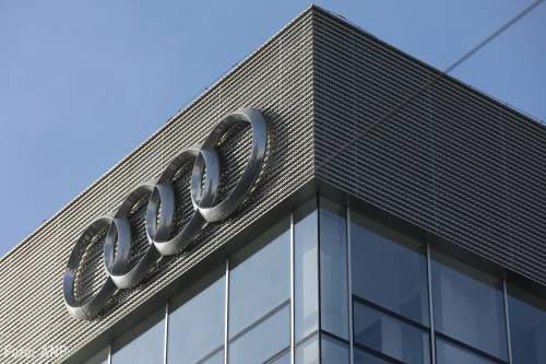 Audi krijgt boete van 800 miljoen euro