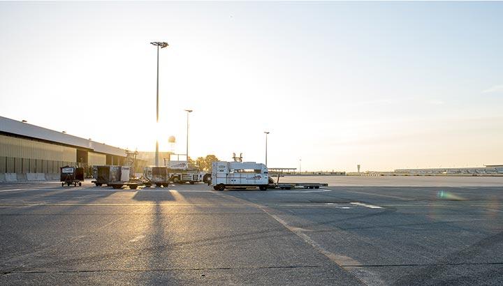 Brussels Airport blij met werkhervatting bij Aviapartner