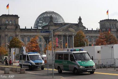 Terreurgroep Chemnitz plande serie aanslagen