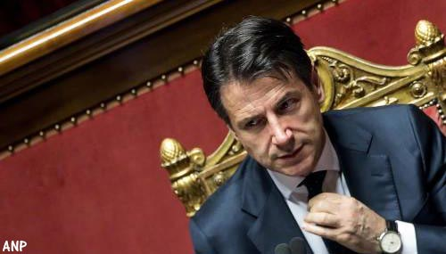 'Italië wijkt niet voor druk Europa'