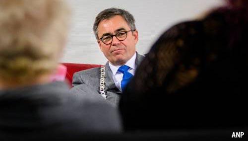 Burgemeester Jos Wienen zelf ook op bijeenkomst Haarlem