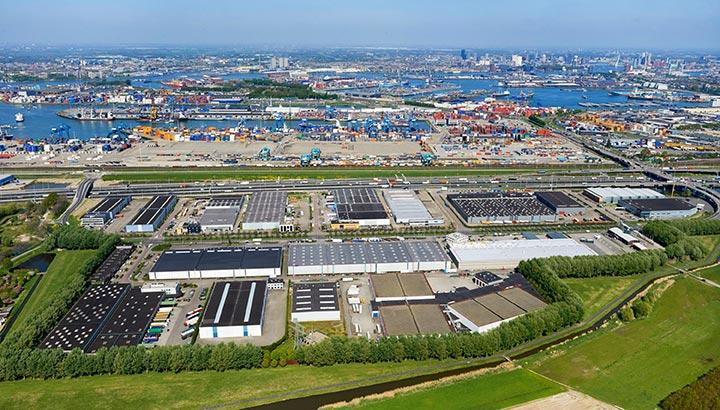 Prologis en Picnic tekenen contract voor 16.000 vierkante meter in Rotterdam