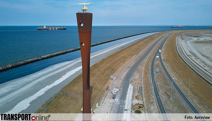 Radartoren Maasvlakte in gebruik genomen
