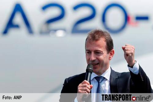 'Nieuwe topman Airbus in vizier'