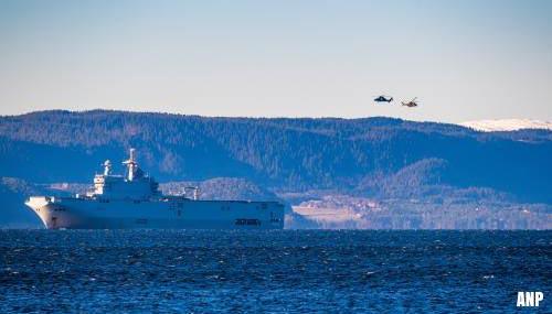 Stuurman fregat dacht dat olietanker stillag