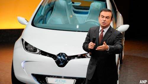 Nissan wil af van voorzitter Carlos Ghosn