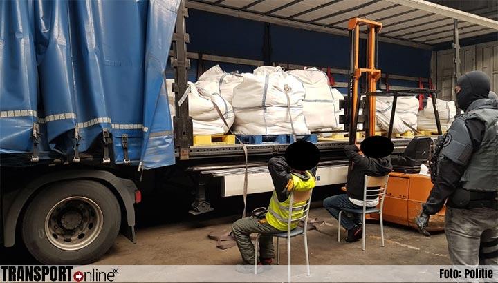 Politie onderschept drugstransport na dagenlange achtervolging vanuit Italië [+foto]