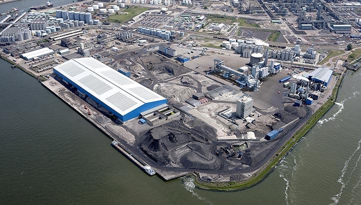 REKO bouwt tweede thermische reinigingsinstallatie in Rotterdams havengebied