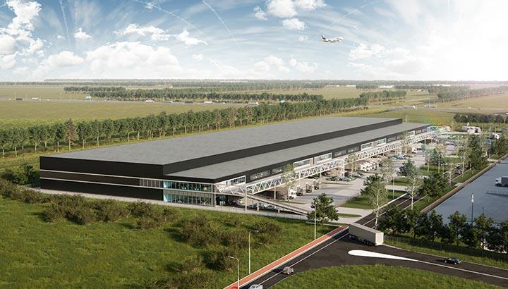Rutges Cargo Europe en J. Middelkoop Logistics vestigen zich op AMS Cargo Center II