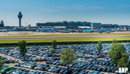 'Schiphol kan helemaal niet verder groeien'