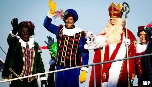 Intocht Sinterklaas trekt minder kijkers dan voorgaande jaren