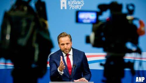 Vicepremier Hugo de Jonge: uitspraken Johan Derksen waren 'lomp'