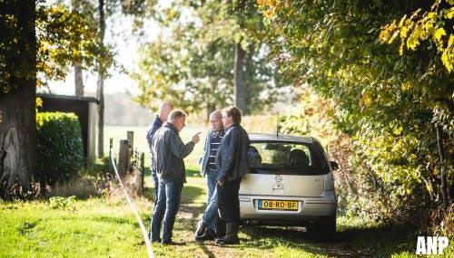 Voorbereiding graven naar verdwenen Willeke Dost in Koekange begonnen [+foto]