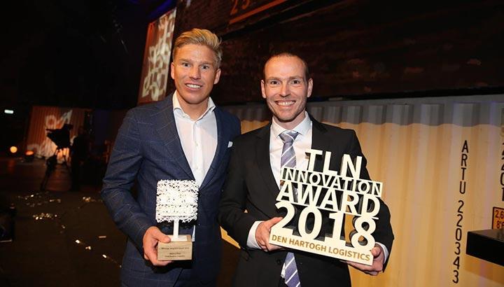 Marcus Post en Den Hartogh Logistics winnaars TLN Award(s) [+foto&video]
