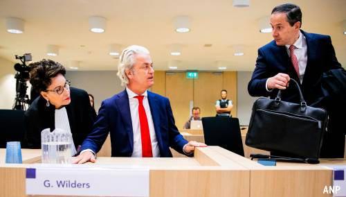 'Politieke druk fataal voor proces-Wilders'