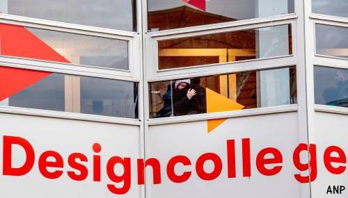 Rotterdam Designcollege weer open na fatale schietpartij
