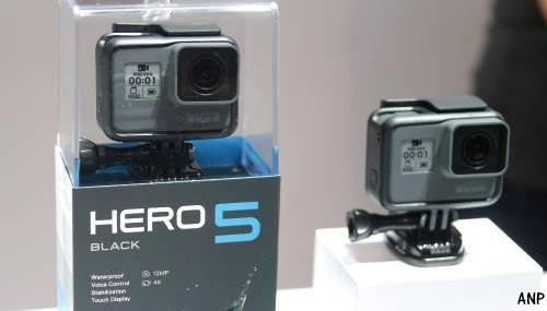 GoPro haalt deel productie weg uit China