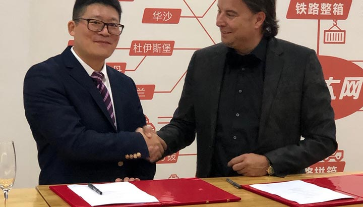 Nunner Logistics neemt belang in Chinese Tiedada