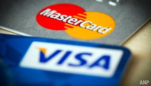 Creditcardbedrijven bieden Brussel korting aan