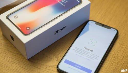 'Chinese rechter verbiedt verkoop iPhones'