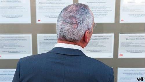 Flink meer ouderen actief op de arbeidsmarkt