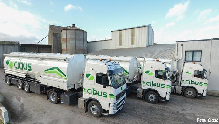 Veevoederbedrijf Leievoeders nv neemt Cibus nv over