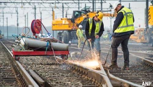 Grote spooropdracht ProRail voor Strukton