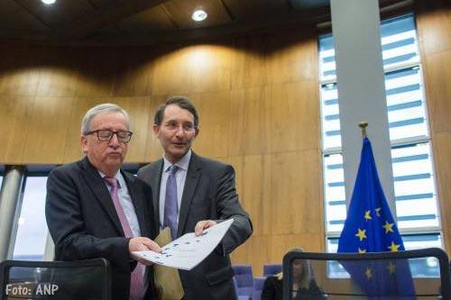 Nederland verliest toppositie in Brussel