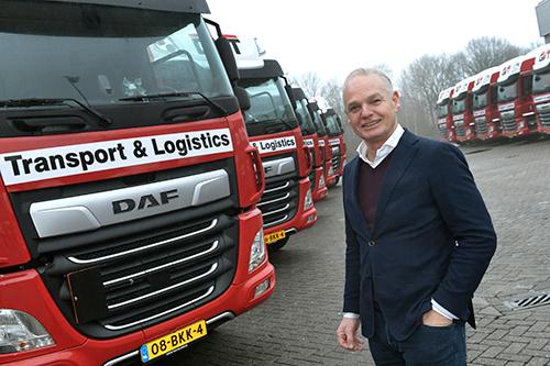 156 nieuwe DAF CF voor GVT Group of Logistics