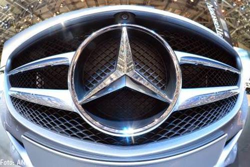 Daimler bouwt Mercedes-fabriek in China